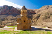 Armenian monastery — Foto de Stock