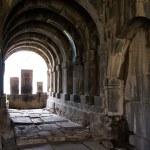 Armenian monastery — Stock Photo #56483995