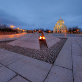 St. Nicholas Marine kathedraal van Kronstadt — Stockfoto