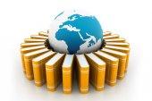 Global education — Stock Photo