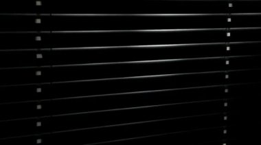 Roller blinds — Stock Video