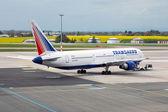 Transaero Airlines — Stock Photo