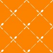 Seamless orange pattern spoon, fork - wrapping paper for menu — Stock Vector #52051055