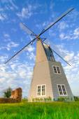 Thai windmill in Chiangmai Thailand — Stock Photo