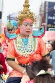 Poi Sang Long ordination ceremony festival — Stock Photo