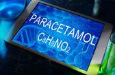 Paracetamol — Stock Photo