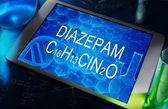 Diazepam — Stockfoto