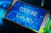 Codeine — Stock Photo