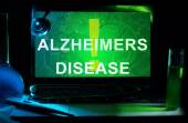 Alzheimers Disease — Stock Photo