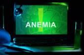 Anemia — Stock Photo