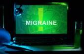 Migren — Stok fotoğraf
