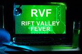 Rift Valley fever (RVF) — Stock Photo