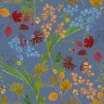Herbarium plants background — Stock Photo #56594691