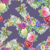 Summer Colorful pattern — Stock Photo
