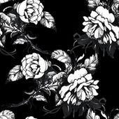 Floral seamless pattern — Foto de Stock