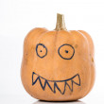 Halloween Pumpkin — Stock Photo #56318629