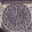 Architectural details of Cathedral Notre Dame de Paris. — Stock Photo #67988533