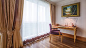 Classic living room interior — Stock Photo