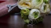 Bukiet białych róż — Zdjęcie stockowe