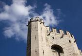 Castle in Avigon — Stock Photo