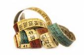Old tape measure — Stock Photo