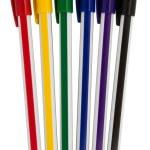 Ballpoint pens — Stock Photo #71645845
