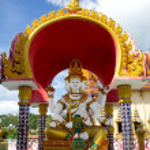 Buddhistic Pagoda — Stock Photo #71648665