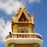 Buddhistic Temple — Stock Photo #71648693