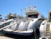 Cannes - luxury yachts — Fotografia Stock