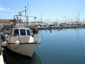 Cannes - Yachts — Stock Photo