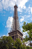 эйфелева башня — Стоковое фото