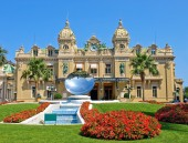 Monaco Grand Casino — Stock Photo