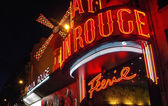 Paris - Moulin Rouge — Stock Photo