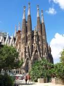 Barcelone - la sagrada familia — Photo