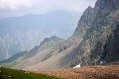 Alps panorama — Stock Photo