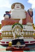Buda sonriente — Foto de Stock