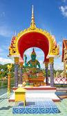 Buddhistickými pagoda — Stock fotografie
