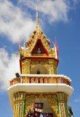 Buddhistic Temple — Stock Photo