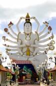 Statue of Shiva — Stock Photo