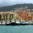Nice - harbour and port — Stock Photo #71651285