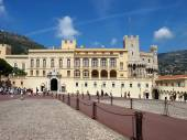 Monte Carlo - Princes Palace — Stock Photo