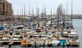 City of Nice, France - View of Port — ストック写真