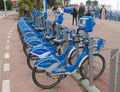 Nice - Bicycles — Stock Photo