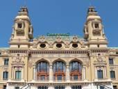 Monaco - Grand Casino — Stock Photo