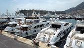 Monaco - View on Port Hercules — Stock Photo