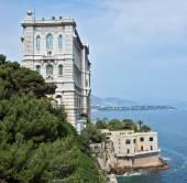 Monaco - Oceanographic Museum — Zdjęcie stockowe