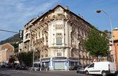 Monaco - Architecture of buildings — Stock Photo