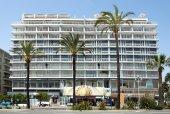 Nice - Hotel Le Meridien — Stock Photo