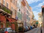Cannes - cidade velha — Fotografia Stock
