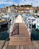 Cannes - View of Le Suquet — Stock Photo